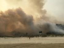 Waldbrände: Australien hofft auf La Niña
