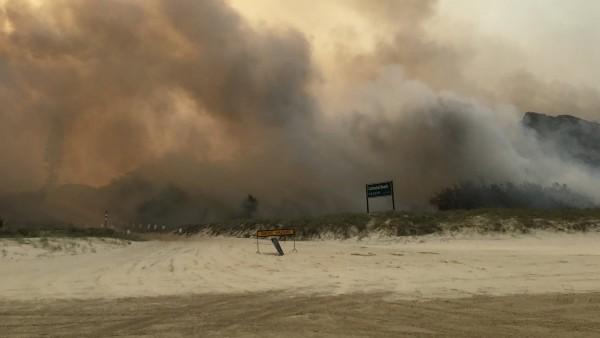 Waldbrände in Australien