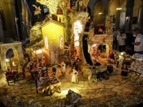 Neapel: Margherita und Josef