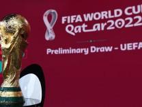 Gruppen-Auslosung für die WM-Qualifikation 2022