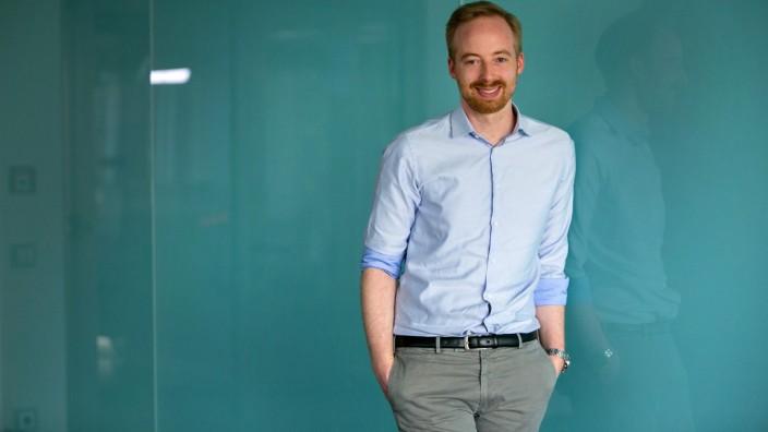 Zalando SE Board Member Rubin Ritter Interview
