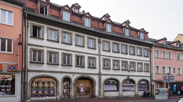 Denkmalschutz Bamberg German Property