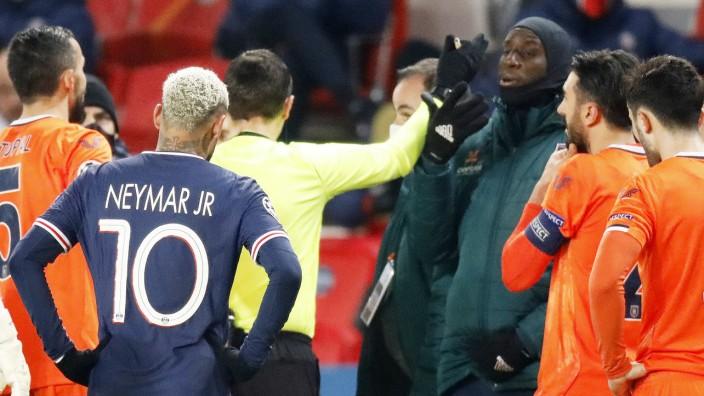 Champions League 2020: Rassismus-Vorfall beim Spiel Paris Saint-Germain gegen Basaksehir Istanbul