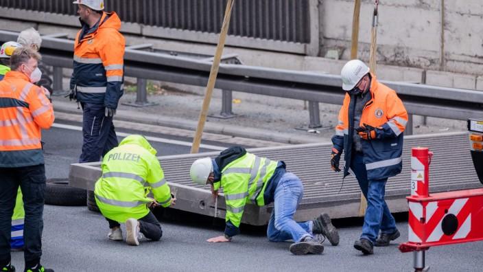 """Behörden-Versäumnisse ´mitursächlich"""" für Betonplatten-Unfall"""