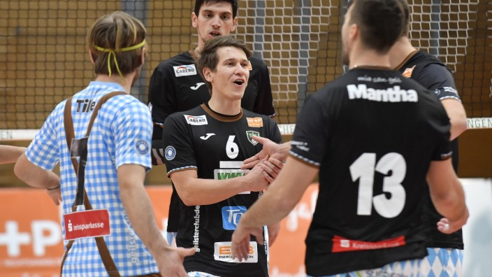 Herrsching 1.Volleyball Bundesliga
