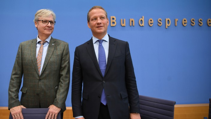 Bundespressekonferenz - DIHK