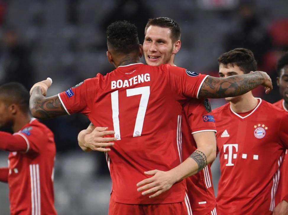Champions League - Group A - Bayern Munich v Lokomotiv Moscow