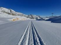 Skifahren: Leere Pisten, leere Versprechen