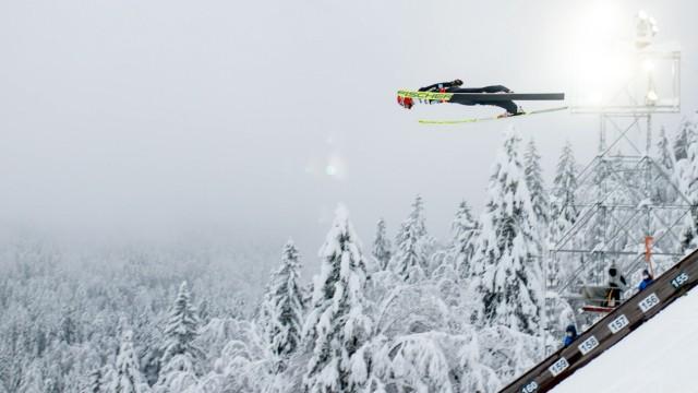 Skiflug-WM 2020 in Planica: Markus Eisenbichler in der Qualifikation