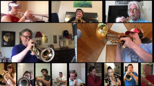 Virtual Trumpet Ensemble