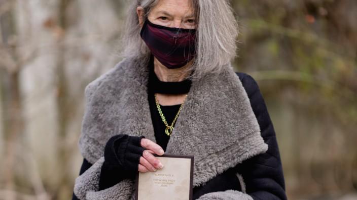 Literaturnobelpreisträgerin Louise Glück