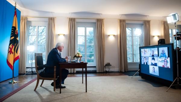 'Bürgerlage' des Bundespräsidenten zur Corona-Pandemie