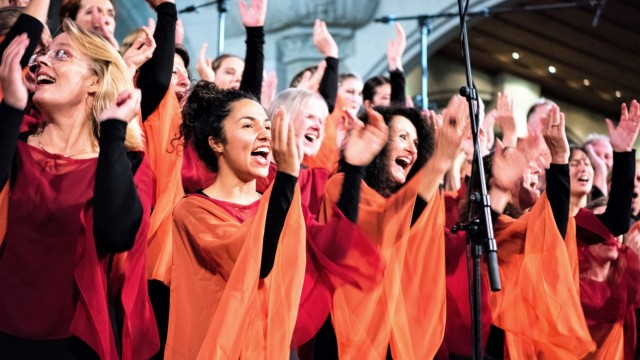 Gospel Chor St. Lukas