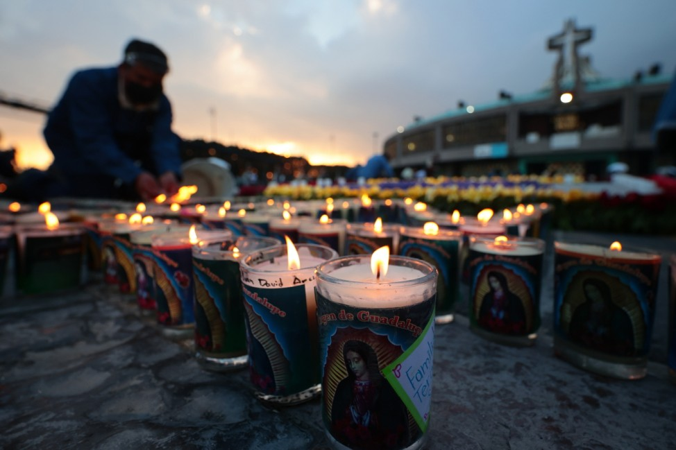 ***BESTPIX*** Day Of Our Lady Of Guadalupe Celebrations In Mexico Amid Coronavirus Pandemic
