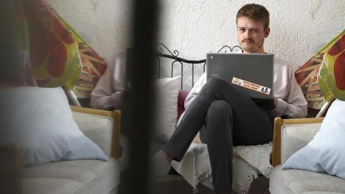 Witzeschreiber Lukas Illig