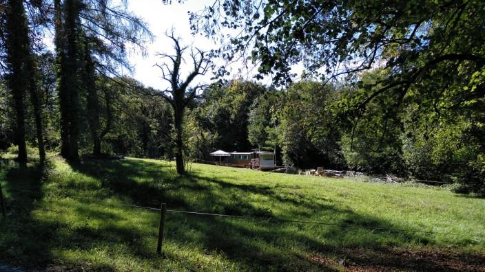 Bernried Reitweg Grundstück Waldhortgrundstück