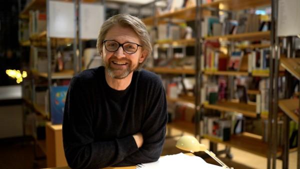 Thomas Maria Peters, Schauspieler und Regisseur aus Vaterstetten Lesung in der Bücherei online Video Aufnahmen