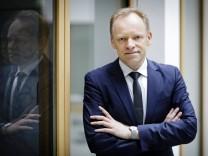 Bilder des Tages Clemens Fuest, Praesident des ifo Institutes, 17.01.2018, Berlin. Berlin Deutschland *** Clemens Fuest