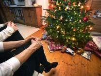 Corona: Wie schützt man die Großeltern an Weihnachten?