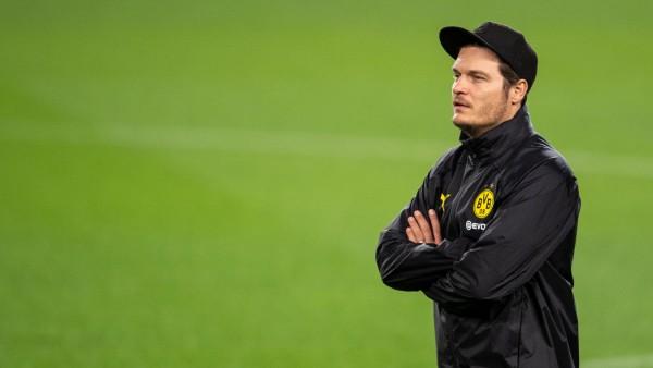 BVB: Edin Terzic, seit Dezember 2020 neuer Cheftrainer bei Borussia Dortmund