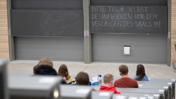 Erstsemester Uni Hohenheim