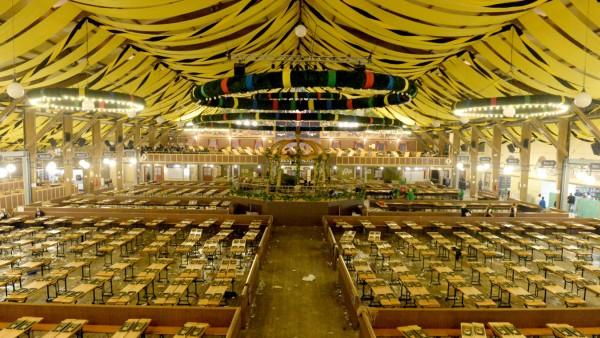 Oktoberfest 2020 wegen Corona-Pandemie abgesagt