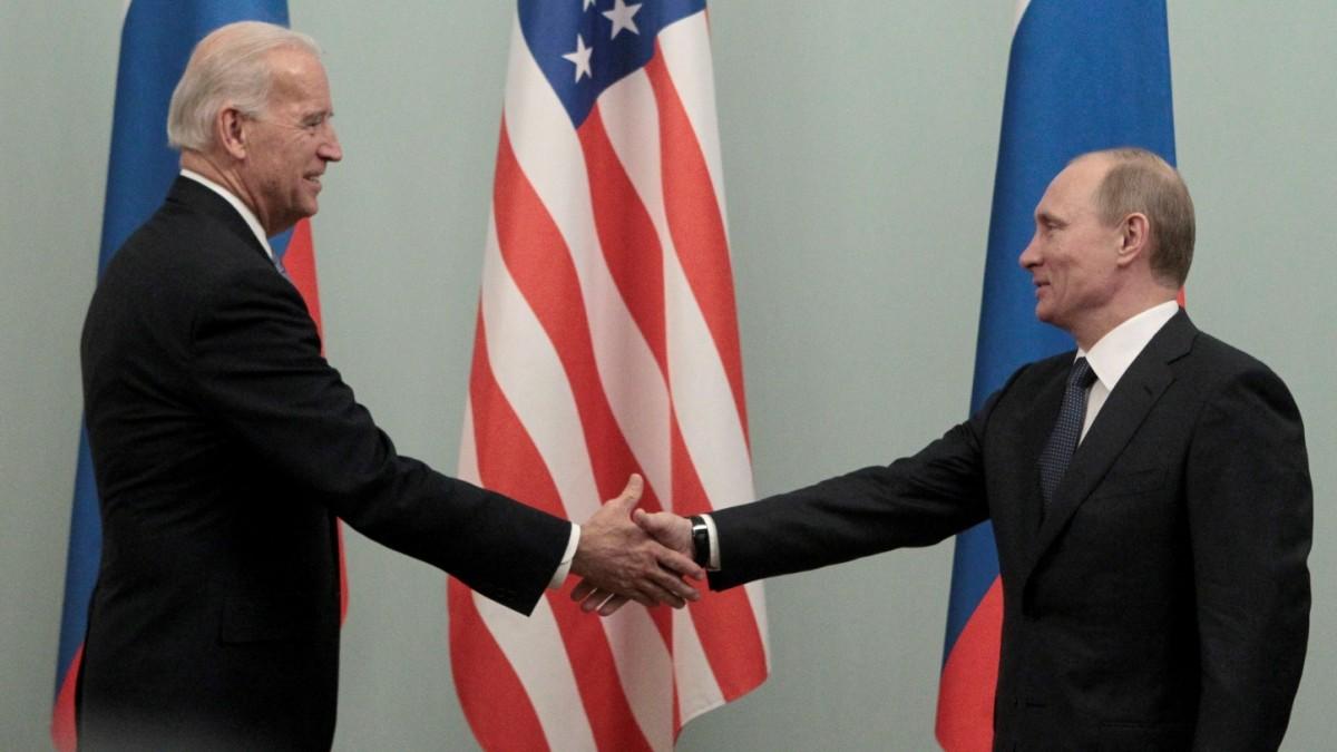 US-Wahl 2020: Putin gratuliert Biden zum Sieg