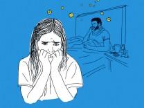 Corona und Schuldgefühle: Warum bin ich nicht daheim geblieben?