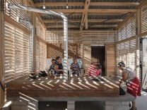 Architektur: Raus mit euch