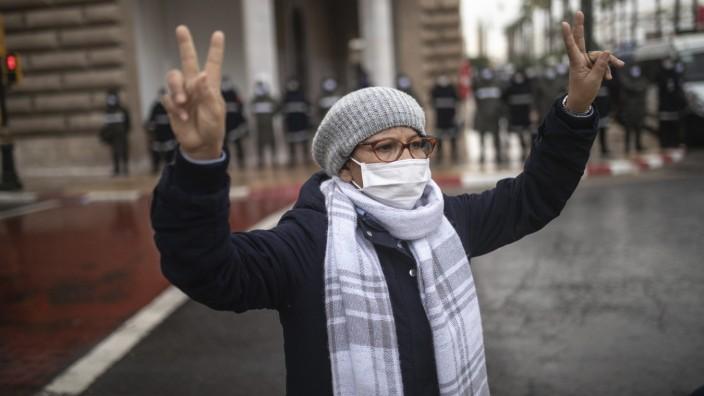 Proteste in Marokko