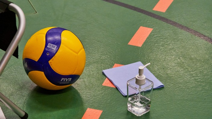 Volleyball Grafing Saisonauftakt