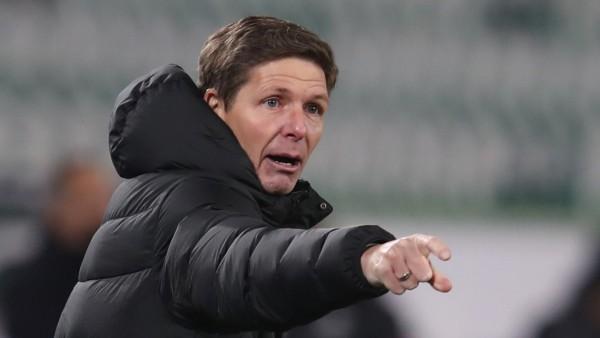 Bundesliga - VfL Wolfsburg v Eintracht Frankfurt