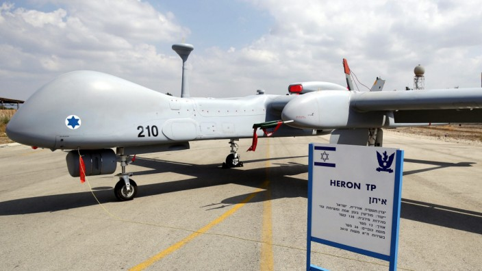 Bundeswehr, Drohne Heron TP