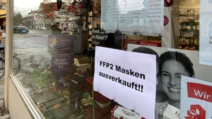 Starnberg: Stadtapotheke - FP2 Masken