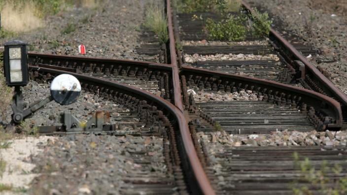 Diskussion über Bahn-Teilprivatisierung - Stillgelegte Schienen