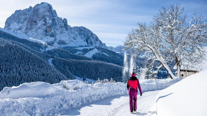 Grödnertal, Südtirol