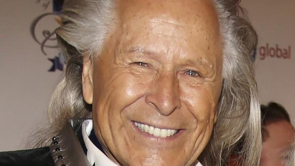 Der Modeunternehmer Peter Nygård im Jahr 2014