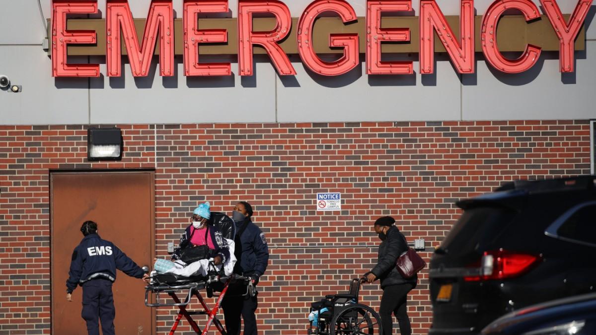 Corona News: USA - Mehr als 3600 Tote an einem Tag