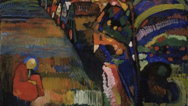 Amsterdamer Raubkunst-Prozess: Erben wollen Kandinsky zurück