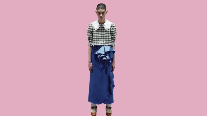 Mode-Kolumne: Bitte recht ordentlich: die moderne Frau bei Gucci.