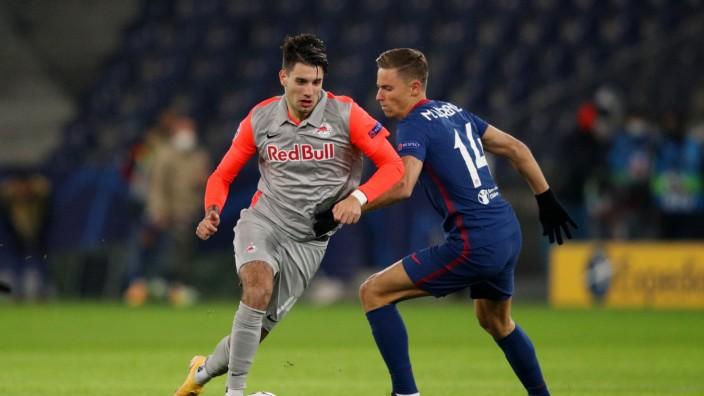 RB Salzburg v Atletico Madrid: Group A - UEFA Champions League