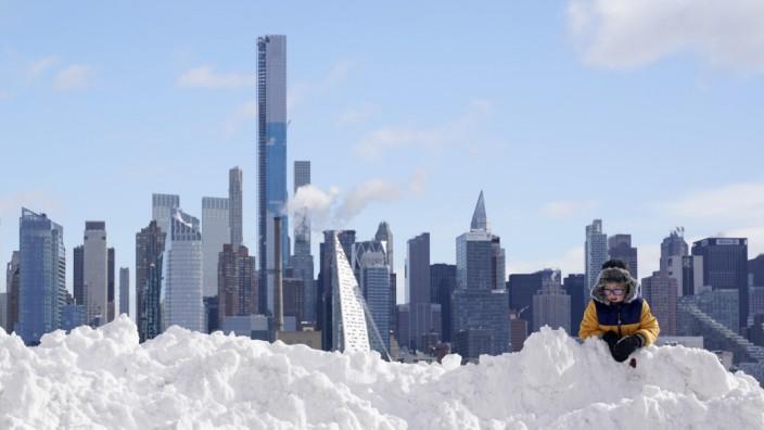 Mehrere Tote bei Wintereinbruch im Nordosten der USA