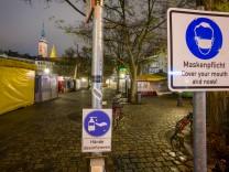Coronavirus: Fragen und Antworten zu den Lockdown-Regeln in Bayern