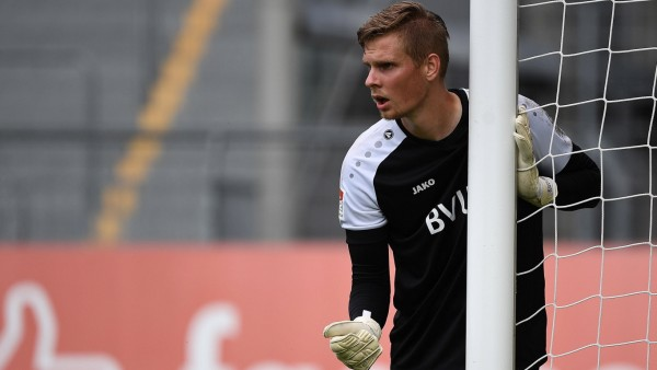 15.08.2020, xjhx, Fussball Testspiel, FSV Mainz 05 - Wuerzburger Kickers emspor, v.l. Eric Verstappen (Wuerzburger Kicke