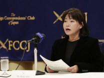 """Me Too"" in Japan: Allein gegen den Bürgermeister"