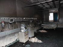 Türkei: Feuer auf der Intensivstation
