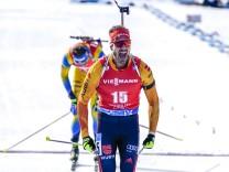 BMW IBU World Cup Biathlon Hochfilzen - Men 15 km Mass Start Competition