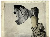Historische Sammlung: Zappelndes Papier im Baum