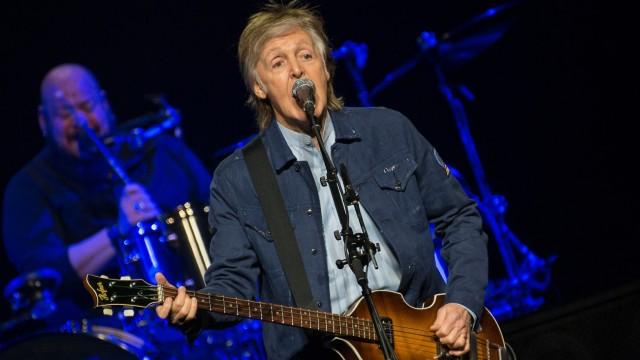 Albumveröffentlichung  - Paul McCartney