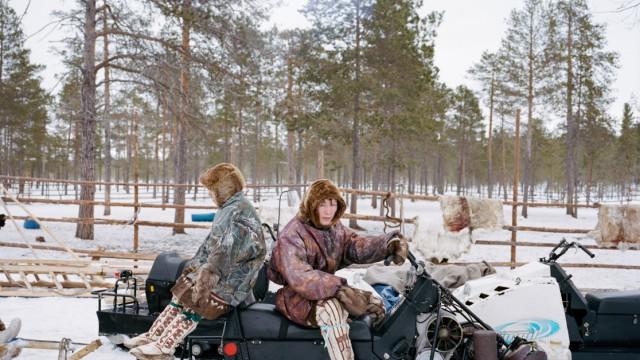 Forest Nenets, Khanty-Mansiysk aus Sibiriens vergessene Klaviere
